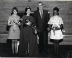 1970.1.2 Graham Hospital School of Nursing Queen and Princesses
