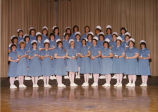 1984.5.5 Graham Hospital School of Nursing Capping Ceremony
