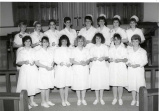 1993.5.2 Graham Hospital School of Nursing Capping Ceremony
