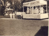 1925.1.1 Graham Hospital Centennial Float 1925