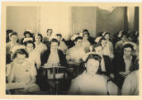 1947.1.7 Graham Hospital School of Nursing  Students in Classroom