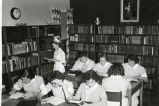 1960.1.10  Graham Hospital School of Nursing Library