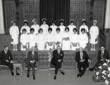1965.4.1 Graham Hospital School of Nursing Graduation Ceremony