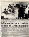 1994.2.Reunions.2 Graham Hospital School of Nursing Holds 85th Anniversary Reunion