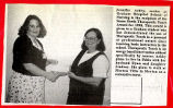 1998.2.Awards.1 Graham Hospital School of Nursing Therapeutic Touch Award