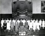 1953.4.6 Graham Hospital School of Nursing Graduation