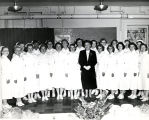 1953.4.8 Graham Hospital School of Nursing Graduation