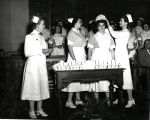1953.5.1 Graham Hospital School of Nursing Capping Ceremony