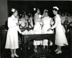 1953.5.2 Graham Hospital School of Nursing Capping Ceremony
