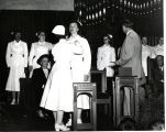 1953.4.4 Graham Hospital School of Nursing Graduation