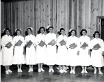 1956.4.10 Graham Hospital School of Nursing Graduation