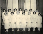 1951.4.1 Graham Hospital School of Nursing Graduating Class