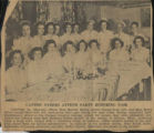 1945.2.Capping.1 Canton nurses attend party honoring pair
