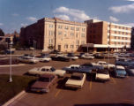 1968.1.9 Graham Hospital  with new south wing
