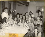 1946.1.1 Brownie Troop at Graham Hospital