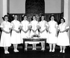 1960.1.1 Graham Hospital School of Nursing Class of 1962 Capping