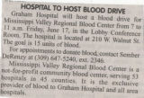 2011.2.Community.3 Hospital to host blood drive