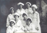 1922.1.14 Graham Hospital and Training School for Nurses class of 1922