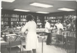 1980.1.25 Graham Hospital School of Nursing library book sale