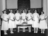 1960.5.1 Graham Hospital School of Nursing Capping Ceremony Class of 1962