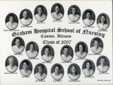 2007.4.2 Graham Hospital School of Nursing  graduation class