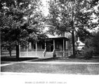 Residence of Charles M. Green, Laurel Ave.