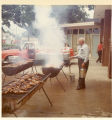 Fire Station No. 1 Lions Club Barbeque, 1973