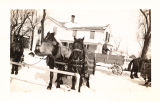 Blizzard February 1936 Coral Street