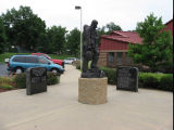Alton Fire Department Memorial Garden