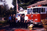 George Winckler's Funeral Procession at Station #2