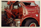 Naperville Fire Department Fire Engine Accident, Photograph #6