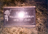 William Gorman Gravesite