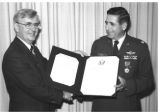 Lt. Colonel Jerome G. Welkom- Legion of Merit