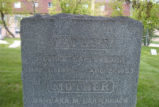 George and Barbara Bartenbach Grave Marker 002