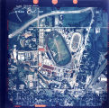Aerial view of the Illinois State Fair,1998