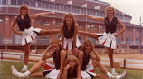 Cheerleading Competition, 1983
