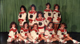 Cheerleading Competition, 1984