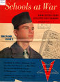 Schools at war: a war savings news bulletin for teachers, inaugural issue