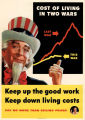 Keep up the good work: keep down living costs, pay no more than ceiling prices