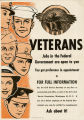 Veterans jobs in the federal government are open to you