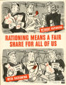 Rationing means a fair share for all of us