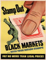 Stamp out black markets--with your ration stamps: pay no more than legal prices