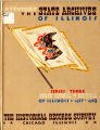 Inventory of the state archives of Illinois: Series three: The State Council of Defense of...