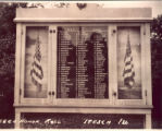 World War II Itasca Honor Roll