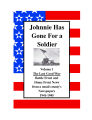 Johnnie has gone for a soldier: the last good war, v.1