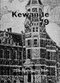 Kewanee High School Yearbook 1979