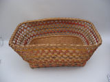 Mohawk (?) basket (date unknown)