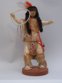 Iroquois (Canadian) Hoop Dancer doll (date unknown)