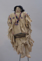 Apache or Crow doll C. 1950's