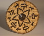 Apache basket tray (mid 20th c)